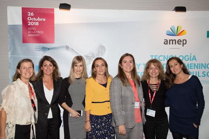 II Congreso Mujeres empresarias amep