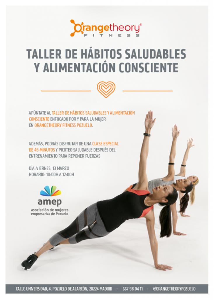 Amep eventos asociación de empresarias de Pozuelo